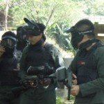 paint ball di batu malang