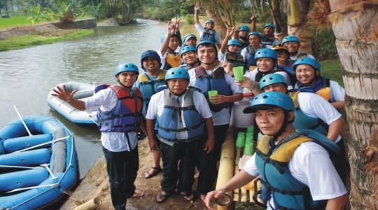 Kasembon Rafting
