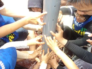 Outbound Malang-Materi Motivasi : The Power of Positive Attitude