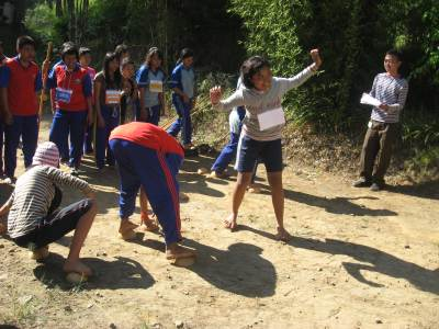 Game Outbound : Bathok Triguna