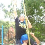 Outbound games : Ring berpindah