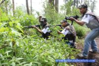 Paint Ball Di kota Malang