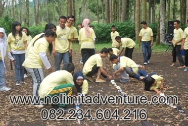 Outbound Daerah Malang