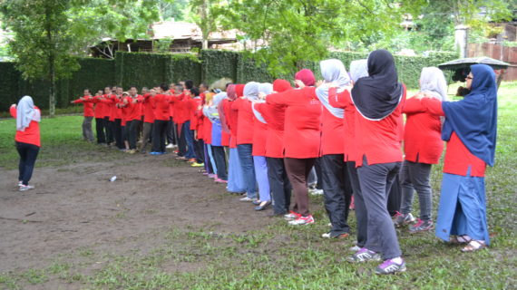 Adventure Outbound Kota Malang