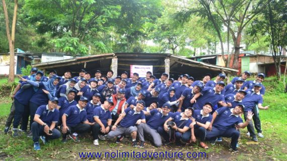 First Outbound kota Malang