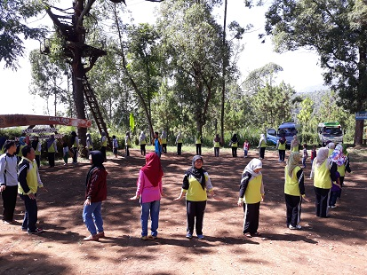 Game kreatif outbound