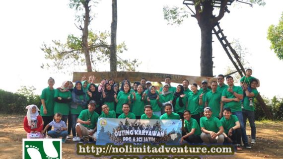 Outbound Malang Nolimit Adventure Batu
