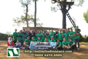 Outbound Malang Nolimit Adventure - http://www.nolimitadventure.com
