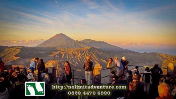 Paket Outbound Dan Wisata Tour Bromo