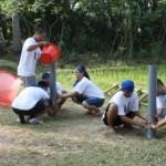 Outbound Training di Malang : Ada Apa dengan Games Pipa Bocor?