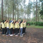 Outbound malang –  universitas widyagama
